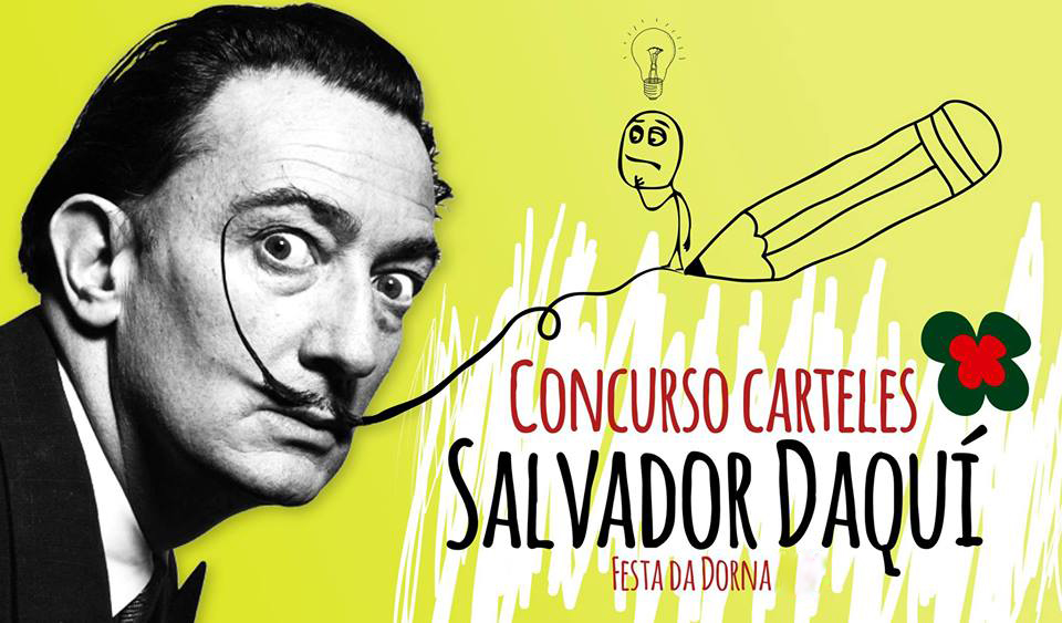 Concurso Cartel Salvador Daqui